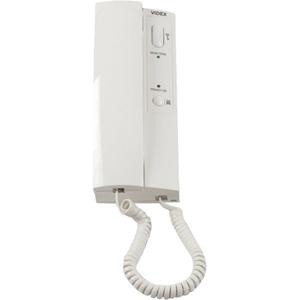VIDEX Intercom Sub Station - for Door Entry - White - Desktop