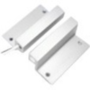 Elmdene HD-SO Cable Magnetic Contact - 25 mm Gap - For Door - Surface Mount - Silver