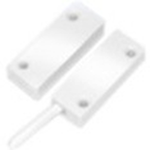 Elmdene S Cable Magnetic Contact - 15 mm Gap - For Door - Surface Mount