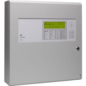 Advanced MxPro 4 MX-4201 Fire Alarm Control Panel - 1000 Zone(s) - LCD - Addressable Panel