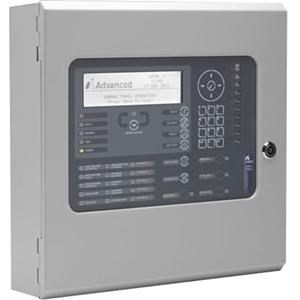 Advanced MxPro 5 MX-5101 Fire Alarm Control Panel - 2000 Zone(s) - LCD - Addressable Panel