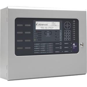 Advanced MxPro 5 MX-5201 Fire Alarm Control Panel - 2000 Zone(s) - LCD - Addressable Panel
