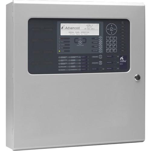 Advanced MxPro 5 MX-5401 Fire Alarm Control Panel - 2000 Zone(s) - LCD - Addressable Panel