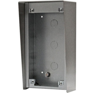 VIDEX VRSB120x220 Mounting Box - Stainless Steel - Surface Mount