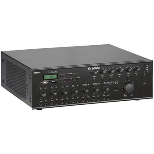 Bosch Plena PLN-6AIO240 Amplifier - 240 W RMS - Multizone - AM, FM - USB