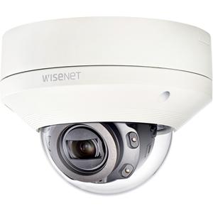 Hanwha Techwin WiseNet XNV-6080R 2 Megapixel Network Camera - 50 m Night Vision - MPEG-4 AVC, Motion JPEG, H.264, H.265 - 1920 x 1080 - 4.3x Optical - CMOS - Wall Mount, Ceiling Mount, Corner Mount, Pole Mount, Parapet Mount