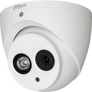 Dahua Lite AI DH-HAC-HDW1500EMP-A-POC 5 Megapixel Surveillance Camera - Eyeball - 49.99 m Night Vision - 1920 x 1080 - CMOS - Junction Box Mount, Pole Mount, Wall Mount