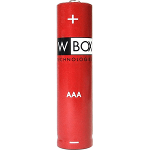 W Box Battery - Alkaline - 12 / Pack - For Electronic Device - AAA - 1.50 V