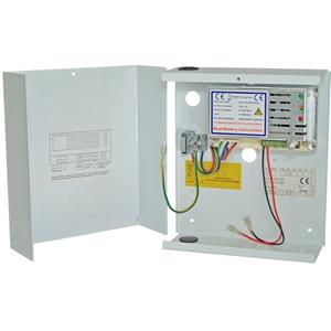 VIDEX Power Supply - Box - 230 V AC Input - 12 V DC Output