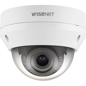 Wisenet QNV-6082R 2 Megapixel Network Camera - Dome - 30 m Night Vision - H.265, H.264, MJPEG - 1920 x 1080 - 3.1x Optical - CMOS - Ceiling Mount, Wall Mount