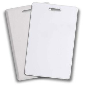 ADI Credentials Clamshell Card, 26-40bit Seq/Non-Matching, Vertical Slot
