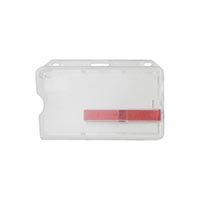 Wbox Vert Card Holder with Slide - 25 Pack