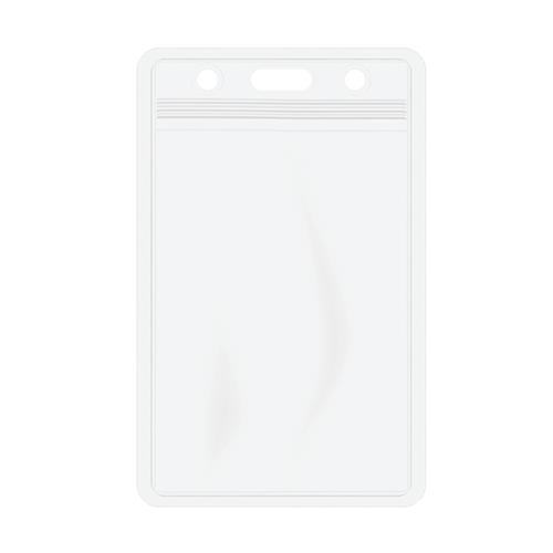 """Vert Card Holder  2.64"""" X 4.33"""" X .040"""" Thick 25pk"""