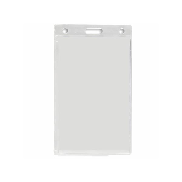 """W Box 0E-BHVERT7 Vert Card Holder Non PVC 2.55""""3.63""""x.040"""" Eva Chain"""