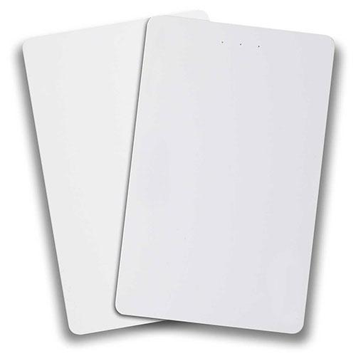 ISO 26-Bit Pre-Programmed No-Slot Punch Proximity Card - 25 Pack