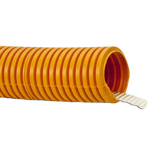 "W Box UL Listed Corrugated Flexible Conduit w/ Nylon Pull Tape 2"" X 50'"