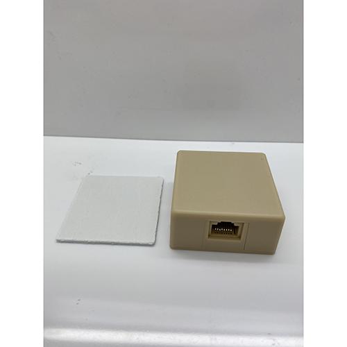 W Box RJ31X Mounting Box