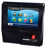 Sigma Wr Iclass Biometric Reader