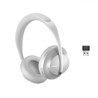 Noise Cancelling Headphones 700 UC Silver