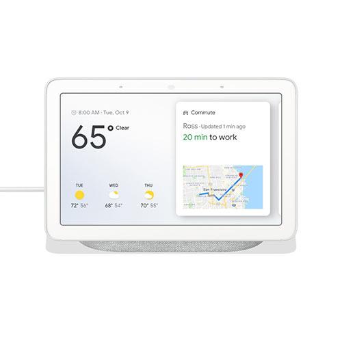 Google Nest Home Hub Smart Home Assistant