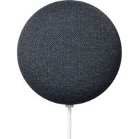 Google Nest Nest Mini GA00781-CA Bluetooth Smart Speaker - Google Assistant Supported - Carbon