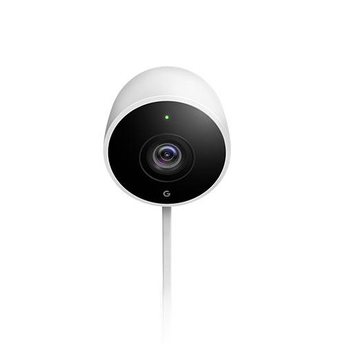 Google Nest Cam Outdoor 3 Megapixel Network Camera - 1 Pack