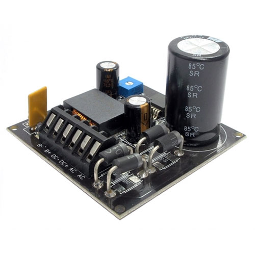 3 Amp Switching Power Supply Adjust 12 Or 24vdc