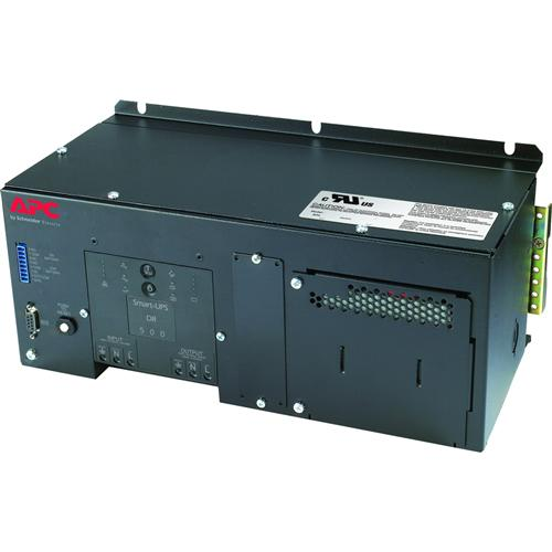 Apc DIN Rail-Panel Mount UPS W/Stndrd Battery 500v