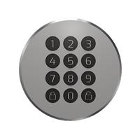 Danalock Danapad Bluetooth Keypad, Silver