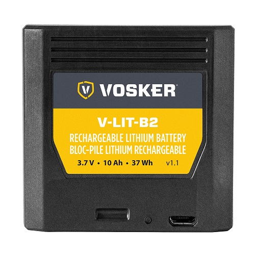 EXTRA RECHARGEABLE LITHIUM BATTERY PK VOSKER V150
