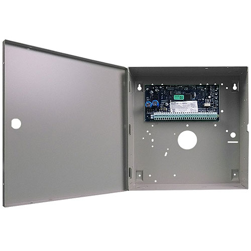 DSC PowerSeries Neo Control Panel in a Large Cabinet No Keypad