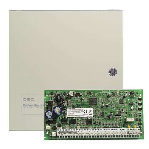Powerseries Pc1864 8-64 Zone Hybrid Wireless Panel