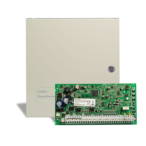 Pwr Ser 8 Zn Hybd Ctl Pnl W/Cp-01 Sw, Expandable