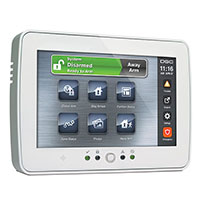 DSC PowerSeries TouchScreen Security Interface