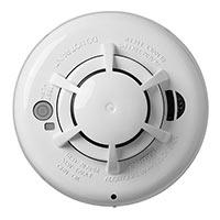DSC Wireless Photoelectric Smoke Detector