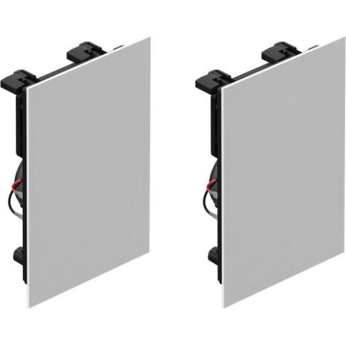 SONOS INWLLWW1 2-way In-wall, Wall Mountable Speaker - White