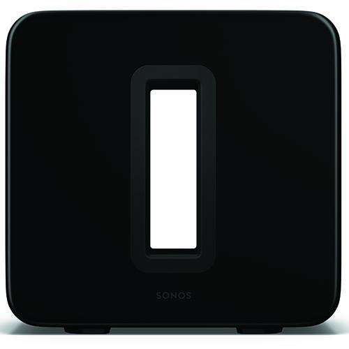 SONOS Sub Subwoofer System - High Gloss Black