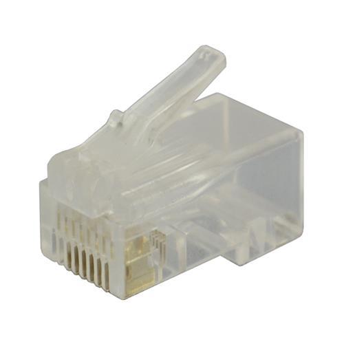 DataComm RJ45, Cat 6, 8 Conductor UTP, 25 pk