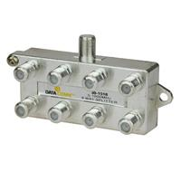 DataComm 8-Way 1 GHz Splitter with Printed Circuit Board