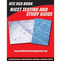 Nicet Fire Alarm Certification - Red