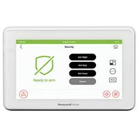 Honeywell Home 6290W 7 in. Color Touchscreen Keypad with Voice