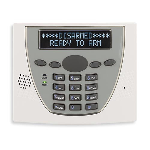 Honeywell Home 6460W Keypad Access Device