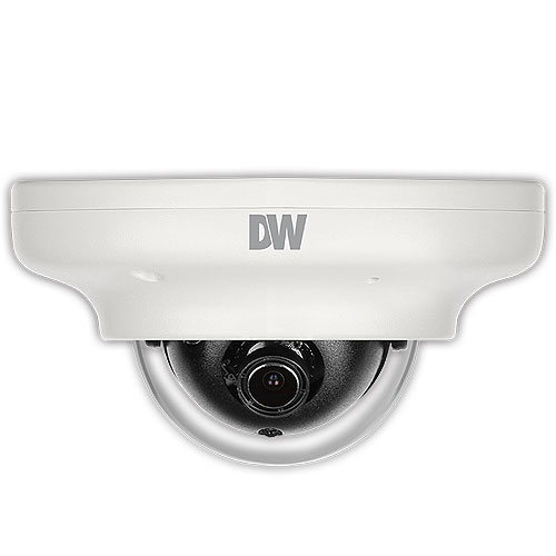 Digital Watchdog Star-Light Plus DWC-V7553W 5 Megapixel Surveillance Camera - Dome
