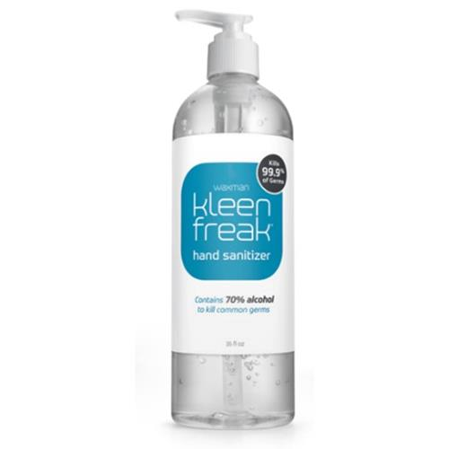 Kleen Freak 3050316 Hand Sanitizer - 16 Oz