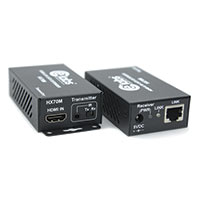 Kit HDMI & IR CAT5 Extender -70m
