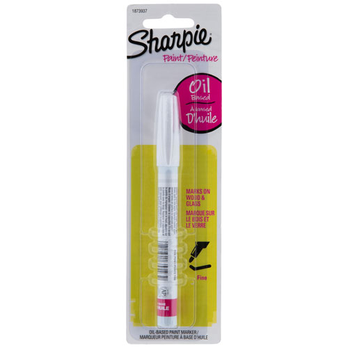 Sharpie Oil Based Paint