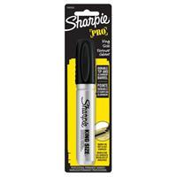 M King Sharpie Size Marker Black Carded