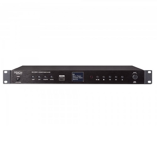 Denon DN-350UI Internet Radio and Media Audio Player with Bluetooth