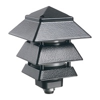 Pagoda Light Black