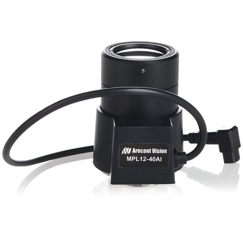 Arecont Vision MPL12-40AI - 12 mm to 40 mm - Manual Focus Lens for CS Mount